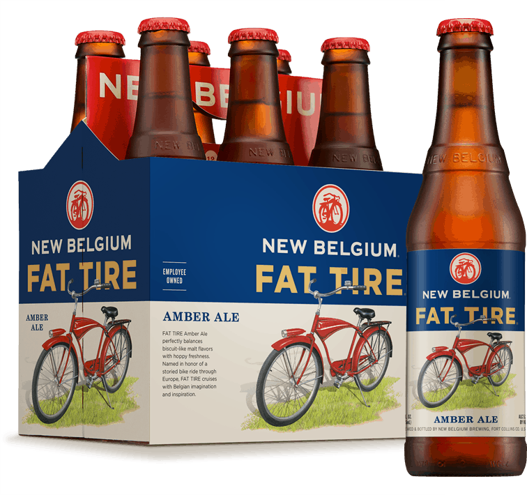 New in Beer: New Belgium Fat Tire, Singlecut, Dogfish Head & Rohrbach