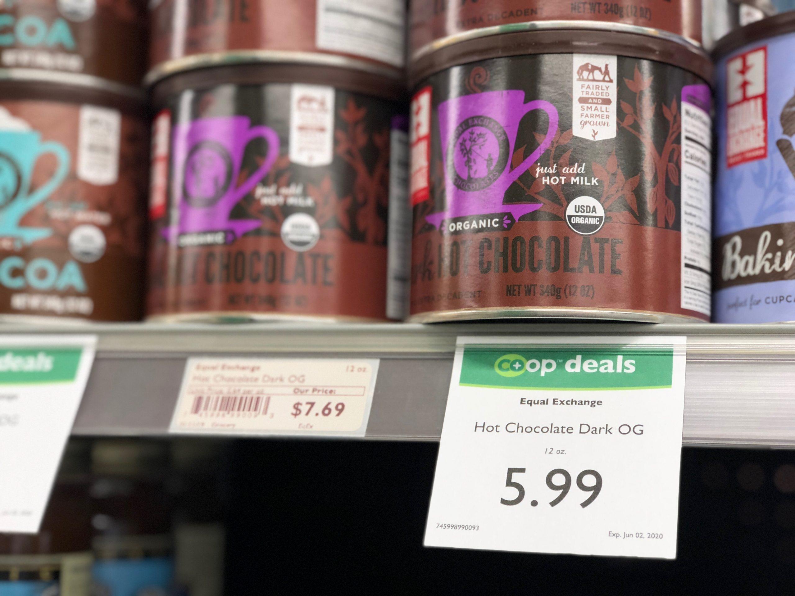 Co+Op Deals