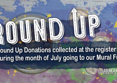 Round Up July
