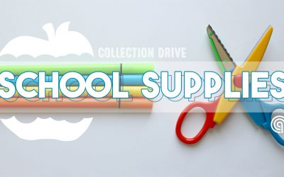 School Supplies Drop Off Center