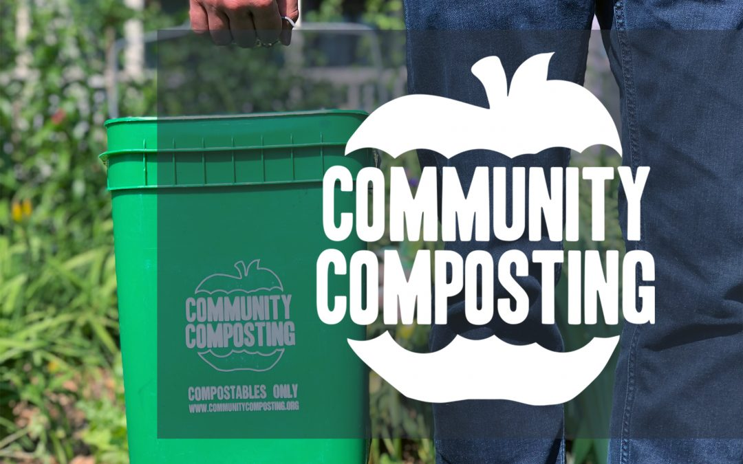 community compost banner