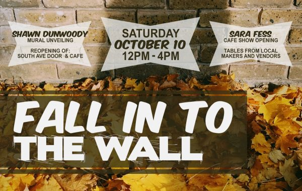 Fall in to the Wall