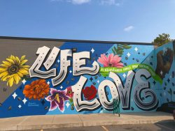 Mural Wall: Shawn Dunwoody