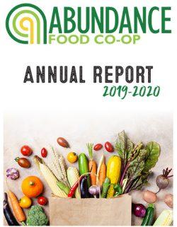 Annual Shareholder Report 2019-2020 THUMB