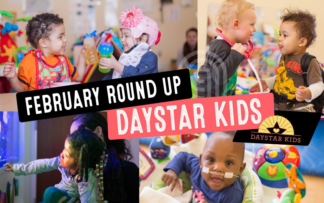 Daystar Kids Round Up