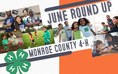 June 2021: Monroe County 4-H