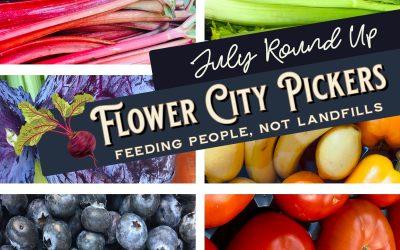 July 2021: Flower City Pickers