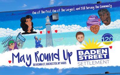 May 2021: Baden Street Settlement